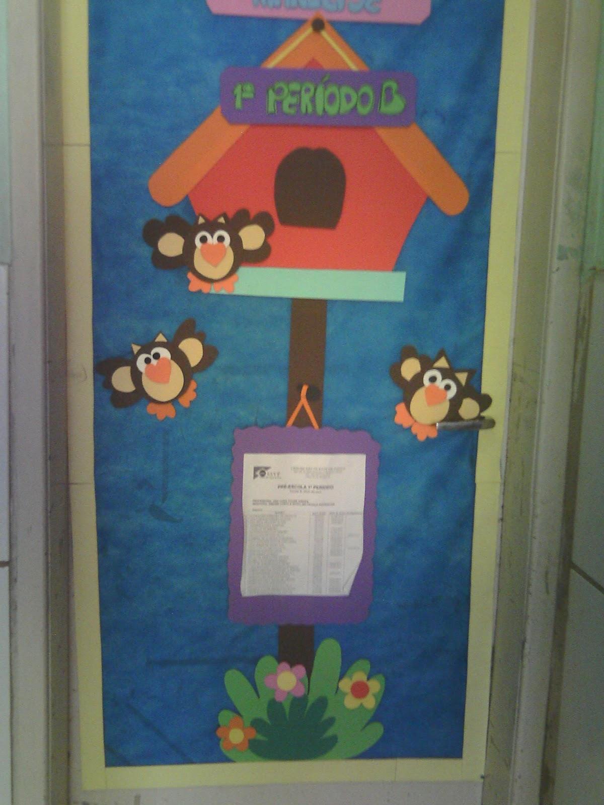 Como Decorar Uma Sala De Aula Dia Dos Pais Mais Ideias Para Decorao  -> Decoracao Para Sala De Aee