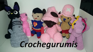 https://www.facebook.com/Crochegurumis/