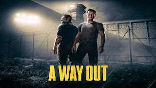 A Way Out Game Wallpaper