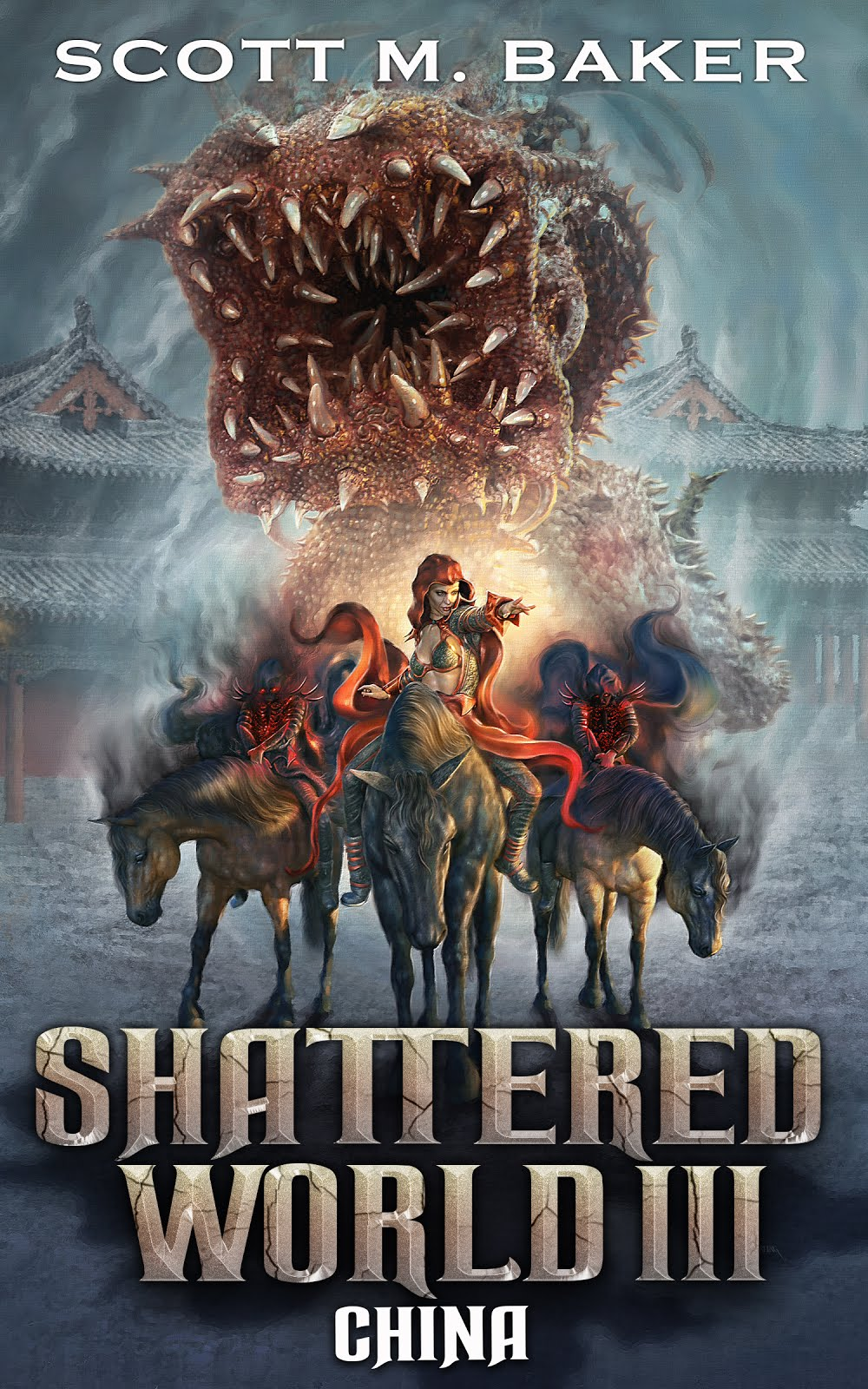 Shattered World III: China