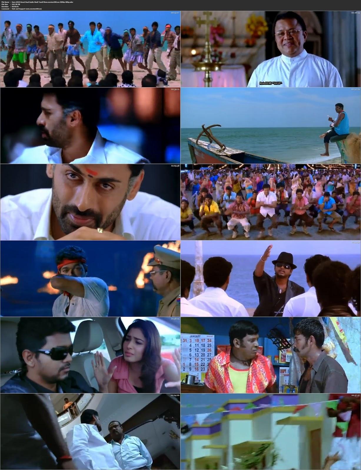 Sura 2010 Full Hindi Dubbed 500MB HDRip 480p at movies500.info