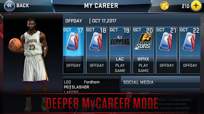 nba 2k18 v37.0.3 free download direct link paid games apk premium - Android Games Ocean