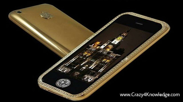 Expensive mobile phones in the world