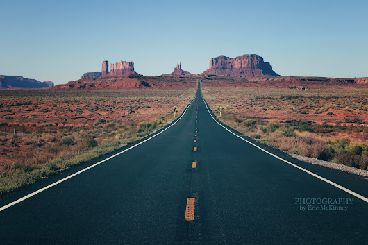 #612CrossCountryRoadTrip / Monument Valley