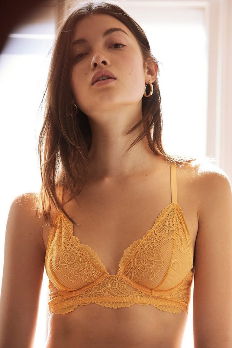 Intimately Free People 'Jasmine' Underwire Bra