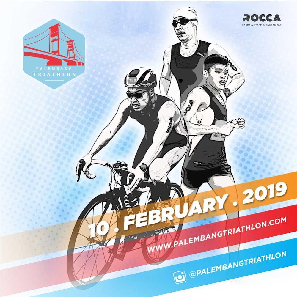 Palembang Triathlon • 2019