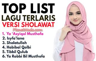 Download Lagu Sholawat Mp3 Paling Baru Dan Paling Top 2017
