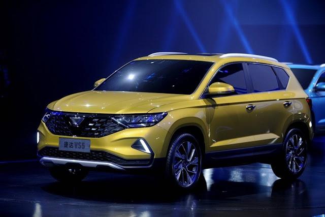 Jetta - marca de baixo custo da Volkswagen na China
