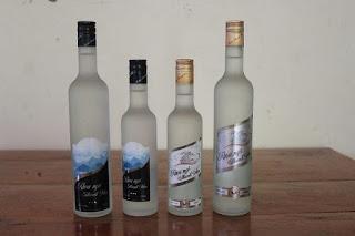 Thanh Van corn wine in Ha Giang