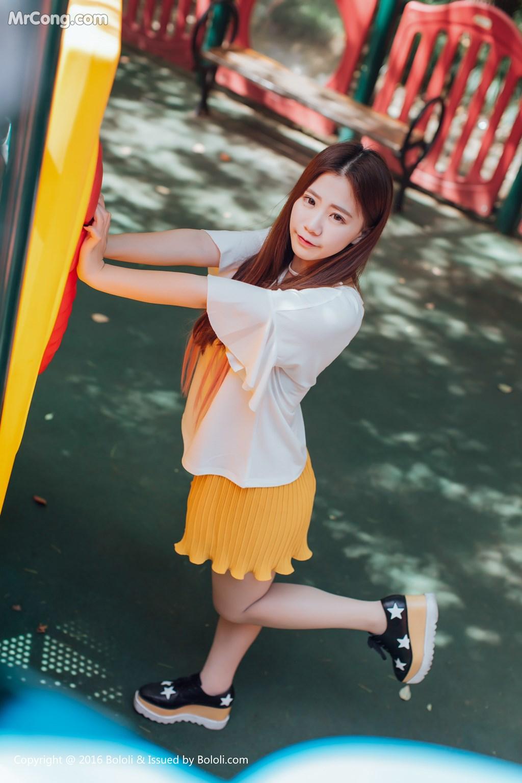 Image Tukmo-Vol.109-Dong-Chen-Li-MrCong.com-006 in post Tukmo Vol.109: Người mẫu Dong Chen Li (董成丽) (41 ảnh)