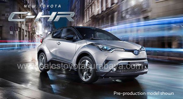 performance toyota c-hr