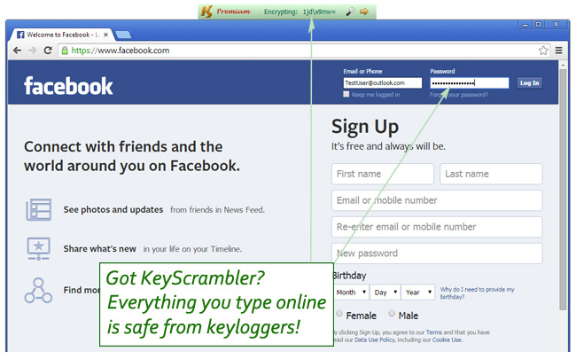 [GIVEAWAY] KeyScrambler Premium [Anti-Keylogger Software]