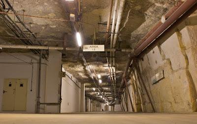 Η βρετανική μυστική πόλη του Ψυχρού Πολέμου έκτασης 142 στρεμμάτων