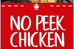 #RECIPES #Best No Peek Chicken