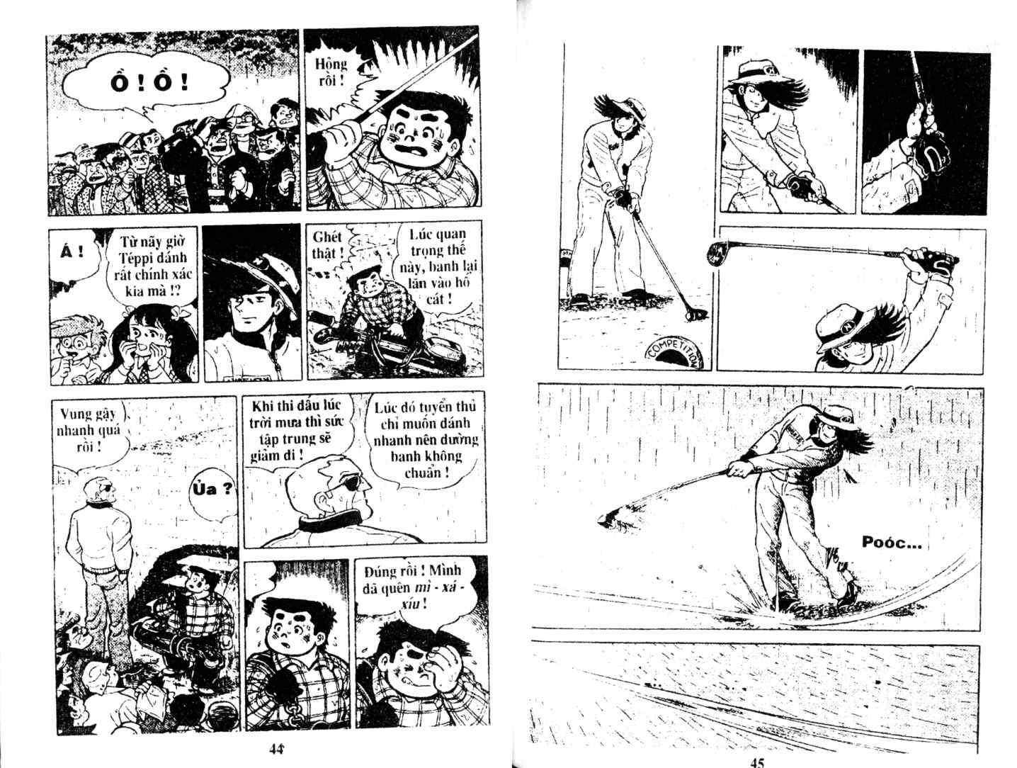 Ashita Tenki ni Naare chapter 9 trang 21