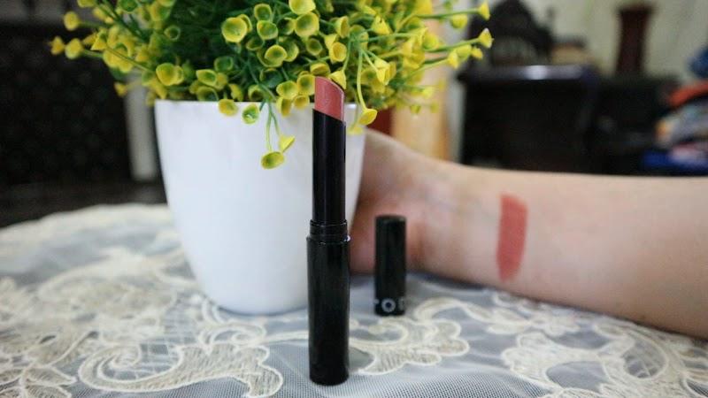 Review : Odessa Matte Lipstick
