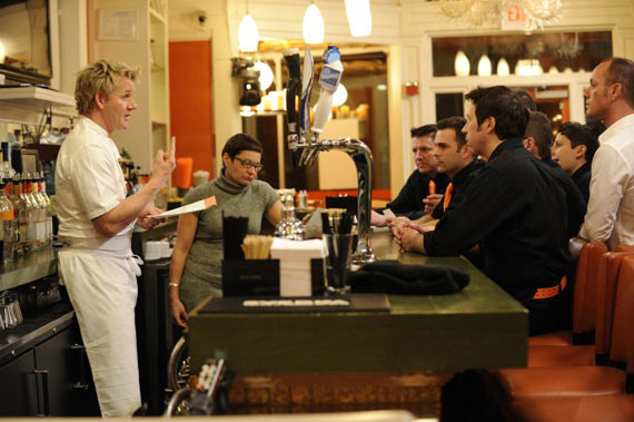 Kitchen Nightmares  Downcity  CLOSED  Reality Tv Revisited