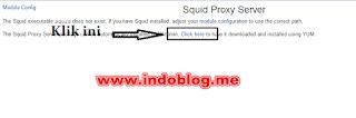 Cara Instal Squid Proxy Terbaru 2016