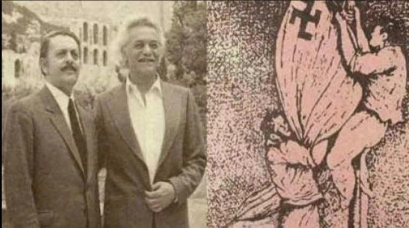Goodbye Το Manolis Glezos, The First Partizan to Take Down Nazi's Flag