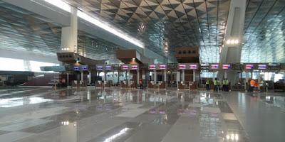Daftar Maskapai yang Beroperasi di Bandara Soekarno-Hatta 2018 Terbaru