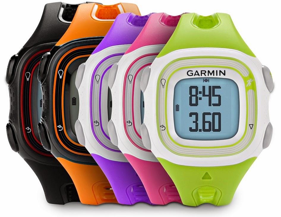 relógios GPS Garmin