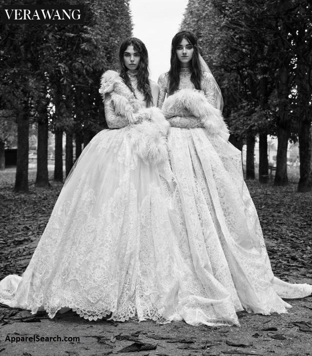 Aurore + Maude by Vera Wang