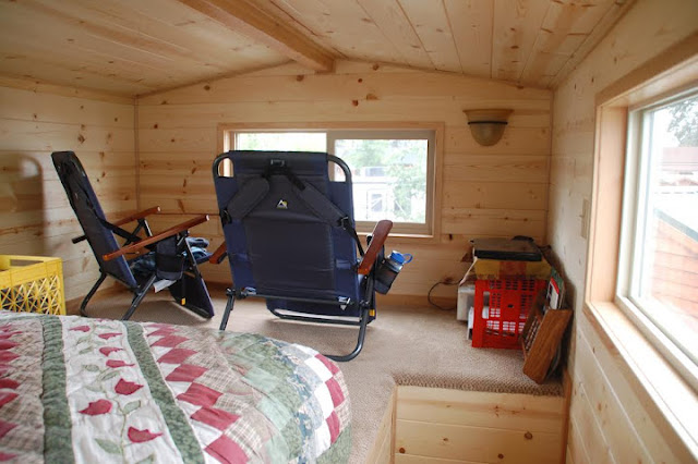 North Carolina Loft, Rich's Portable Cabins