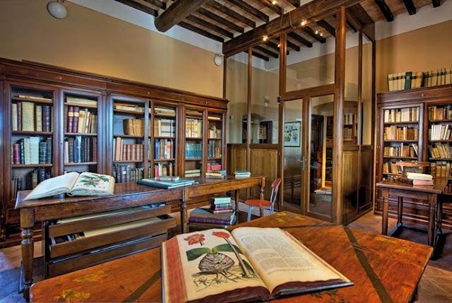 aboca museum biblioteca