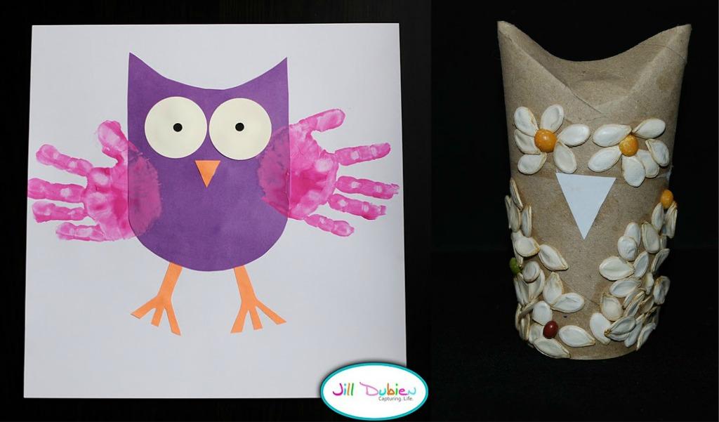 Owl Craft Roundup Creative Family Fun