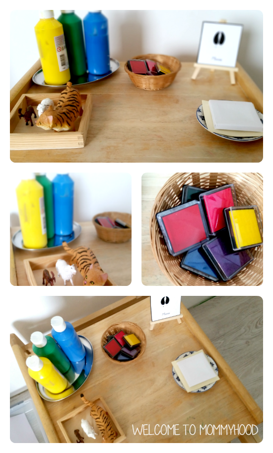 Kids Activities by Welcome to Mommyhood: Animal themed learning activities for preschool #montessori, #preschoolactivities, #montessoriactivities, #animalthemeactivities