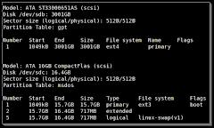 """Perintah """"df"""" untuk Cek Space Hardisk di Linux"""