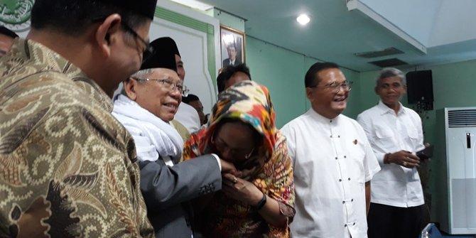 Ma'ruf: Islamnya MUI Itu Islam Nusantara