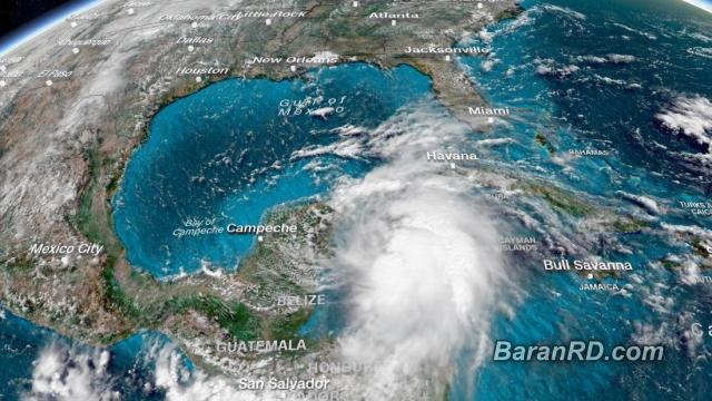 Huracán Michael ya es de categoría 2 y se acerca a Florida