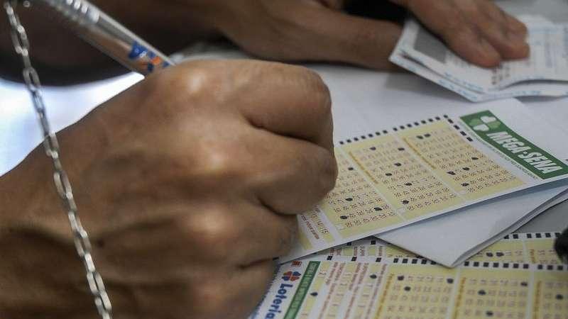 Apostas de Goiás e Minas vão dividir R$ 65 milhões da Mega-Sena Confira os números sorteados no concurso 1.992 realizado nesta quarta-feira