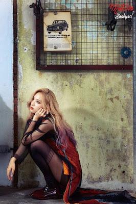 Lee Eun Bi (신은비)