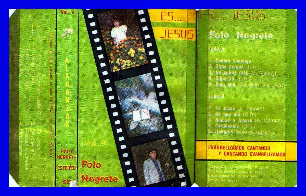 Polo Negrete-Vol 9-Es...Jesús-