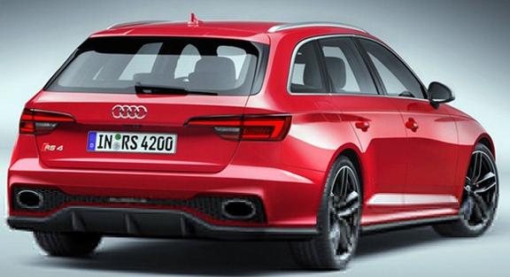 2018 Audi RS4 Price