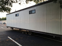 Restroom trailer just listed for sale in Pennsylvania