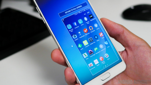 how to change text messge box on samsung s6