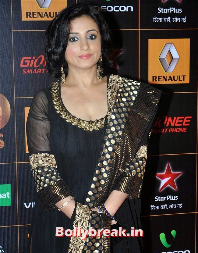 Divya Dutta, Star Guild Awards 2014 Pics