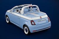 Fiat 500C 'Spiaggina by Garage Italia' (2018) Rear Side 1