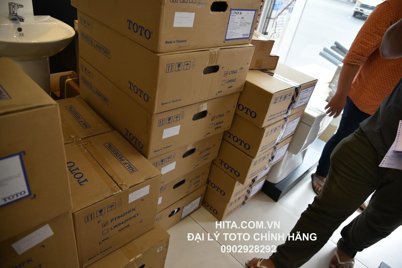 Bảng giá thiết bị vệ sinh TOTO Nhật Bản - Việt Nam nhập khẩu chính hãng giá gốc 2018