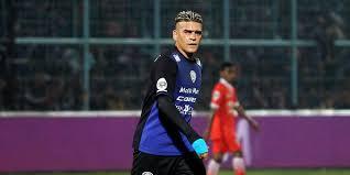 Hasil Liga 1, Cristian Gonzales Jadi Pahlawan Kemenangan Arema