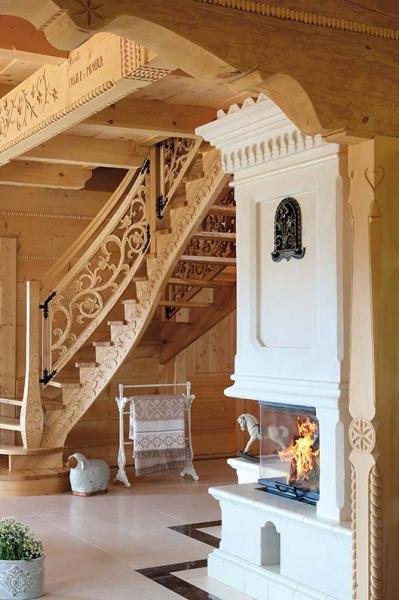 estilo rustico caba a rustica de madera
