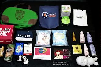 'Box Of Joy' dari Lazada 11.11 >> 12.12 Tarikh untuk Shopping Sakan !