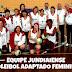 Sábado 100% para o vôlei adaptado feminino – 60 anos de Jundiaí – Três vitórias