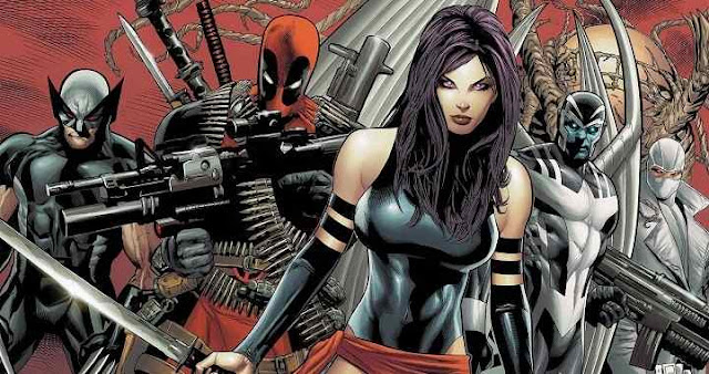 Wolverine y Deadpool se unen en comics de X-Force
