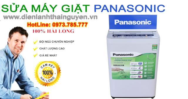 Sửa máy giặt Panasonic tại Thái Nguyên