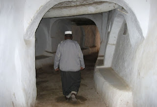 Ghadames is known as the pearl of the desert located at the edge of the Sahara Desert