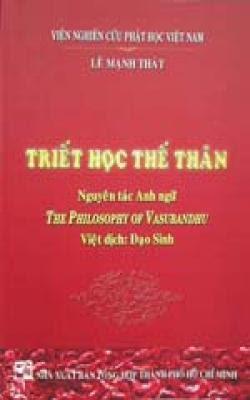 Triết học thế thân - Lê Mạnh Thát
